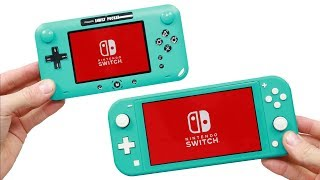 Purchase links:https://ebay.to/33fnsezhttps://ebay.to/2amznopin todays video we check out the first fake nintendo switch lite on market! it's clearly bee...