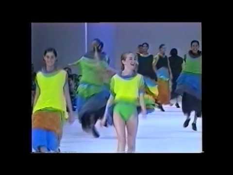 Issey Miyake Paris, Tokyo Frankfurt Ballet1992 avi