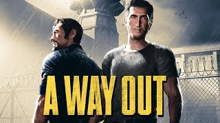 A Way Out Gameplay German PC ULTRA Settings #01 - Der Seifenmeister