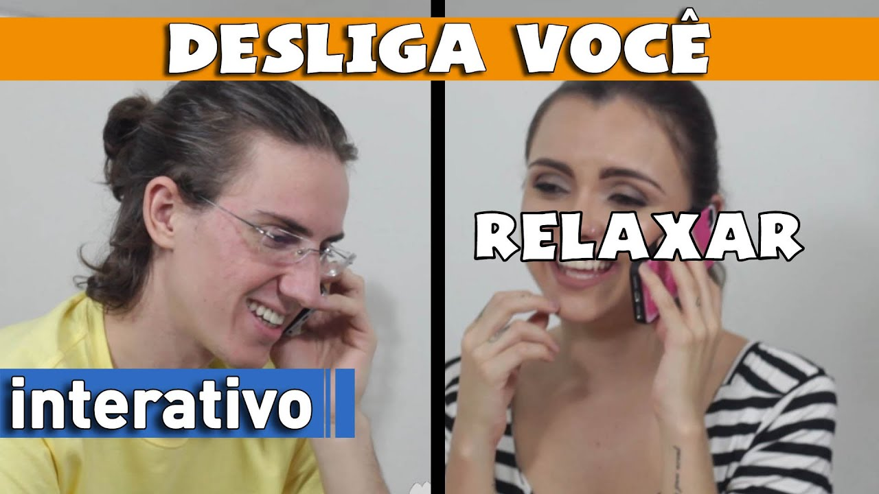 RELAXAR - DESLIGA VOCÊ - Activate SUBTITLES for ENGLISH and OTHER LANGUAGES!