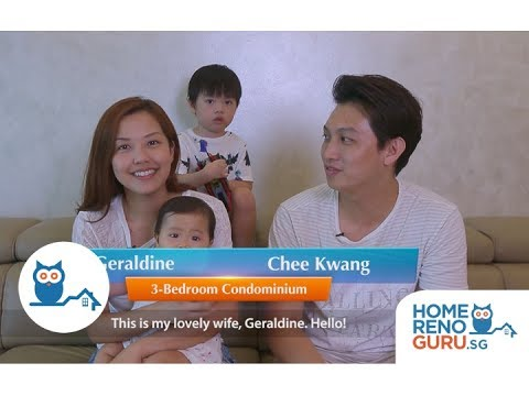 dream home of chee kwang geraldine home concepts interior