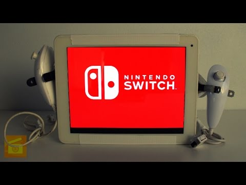Nintendo Switch Parody Trailer
