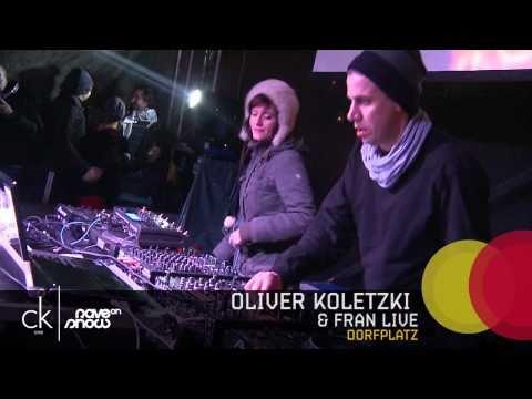 Rave on Snow 2010 Oliver Koletzki and Fran live  top Sound HD Qualität ROS2010