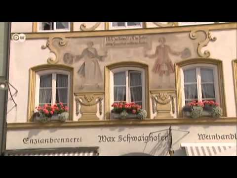 Upper Bavaria - Action Holidays in the Mountains | Discover Germany