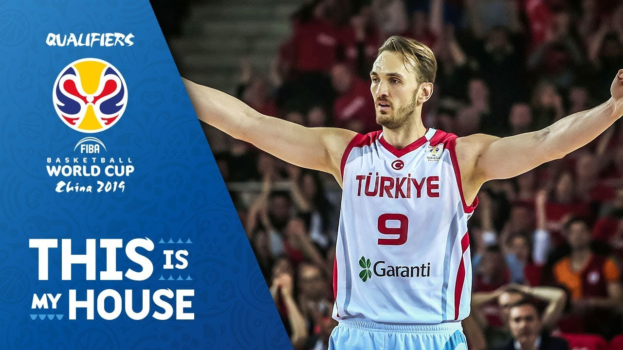 Turkey's Best Plays of the FIBA Basketball World Cup 2019
