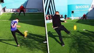 Chelsea fans take on the Volley Challenge | PLUS! Neil Lennon, The Beast and Ten Tonnes! 🚀