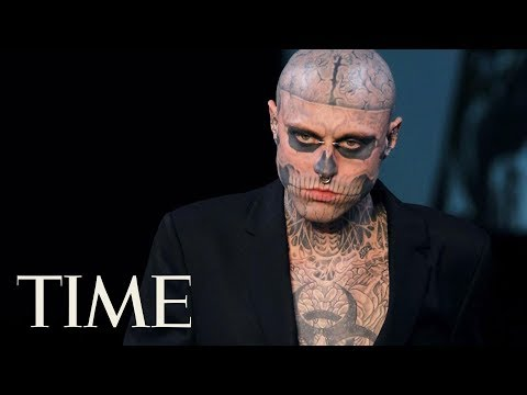 Rick 'Zombie Boy' Genest, Star Of Lady Gaga's 'Born This Way' Video, Dies At 32 | TIME