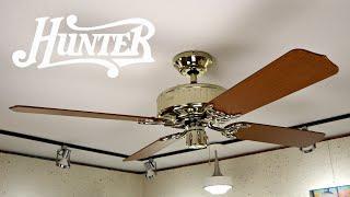 Hunter Mayfair Ceiling Fan | Studio Remake