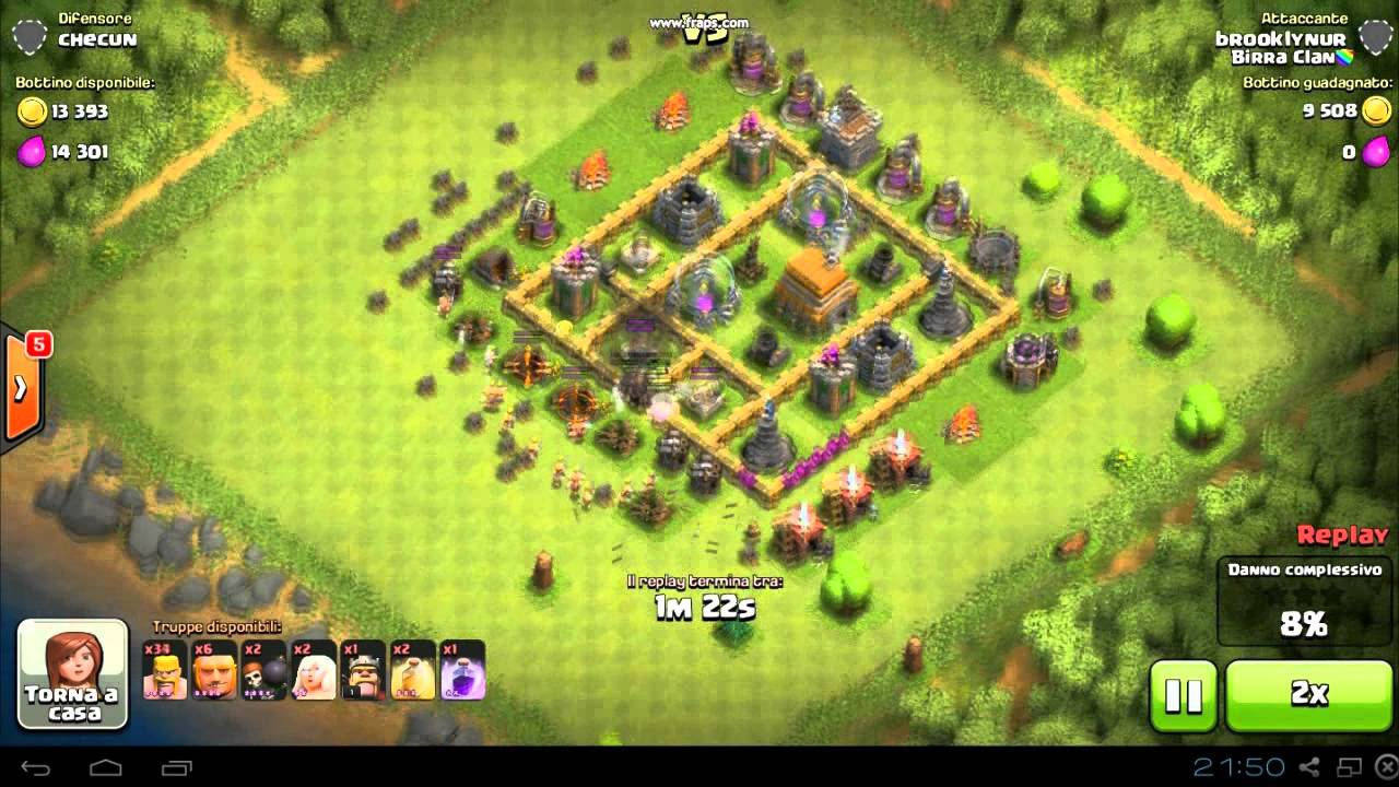 Clash of clans cah return youtube clash of clans cah return publicscrutiny Image collections