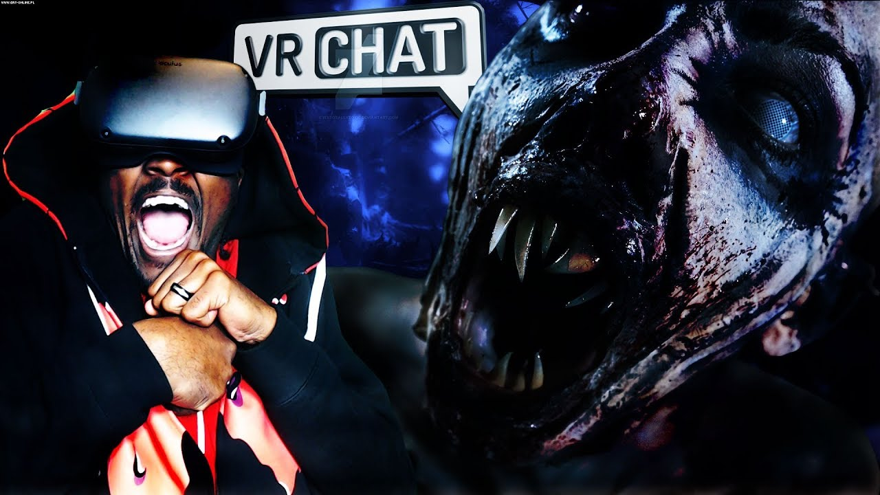 DON'T PLAY VRCHAT HORROR MAPS BY YOURSELF | VRCHAT - YouTube