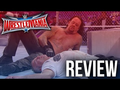 WWE WrestleMania 32 Results, Grades and REVIEW!