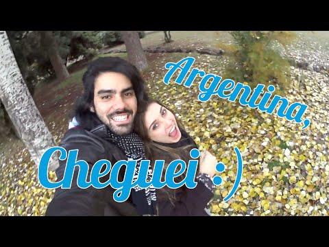Intercâmbio em Mendoza (Argentina) - 2016