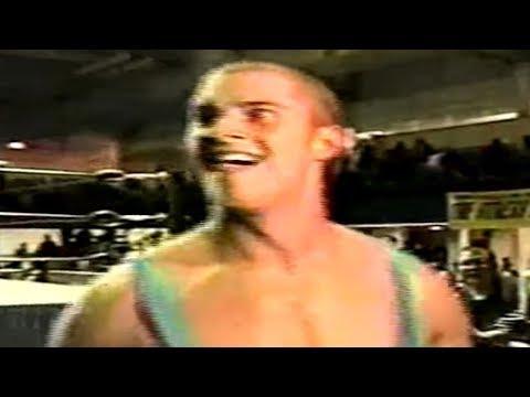 Naoya Ogawa vs. Gary Steele vs. Brian Anthony - NWA 51st Anniversary 9/25/1999