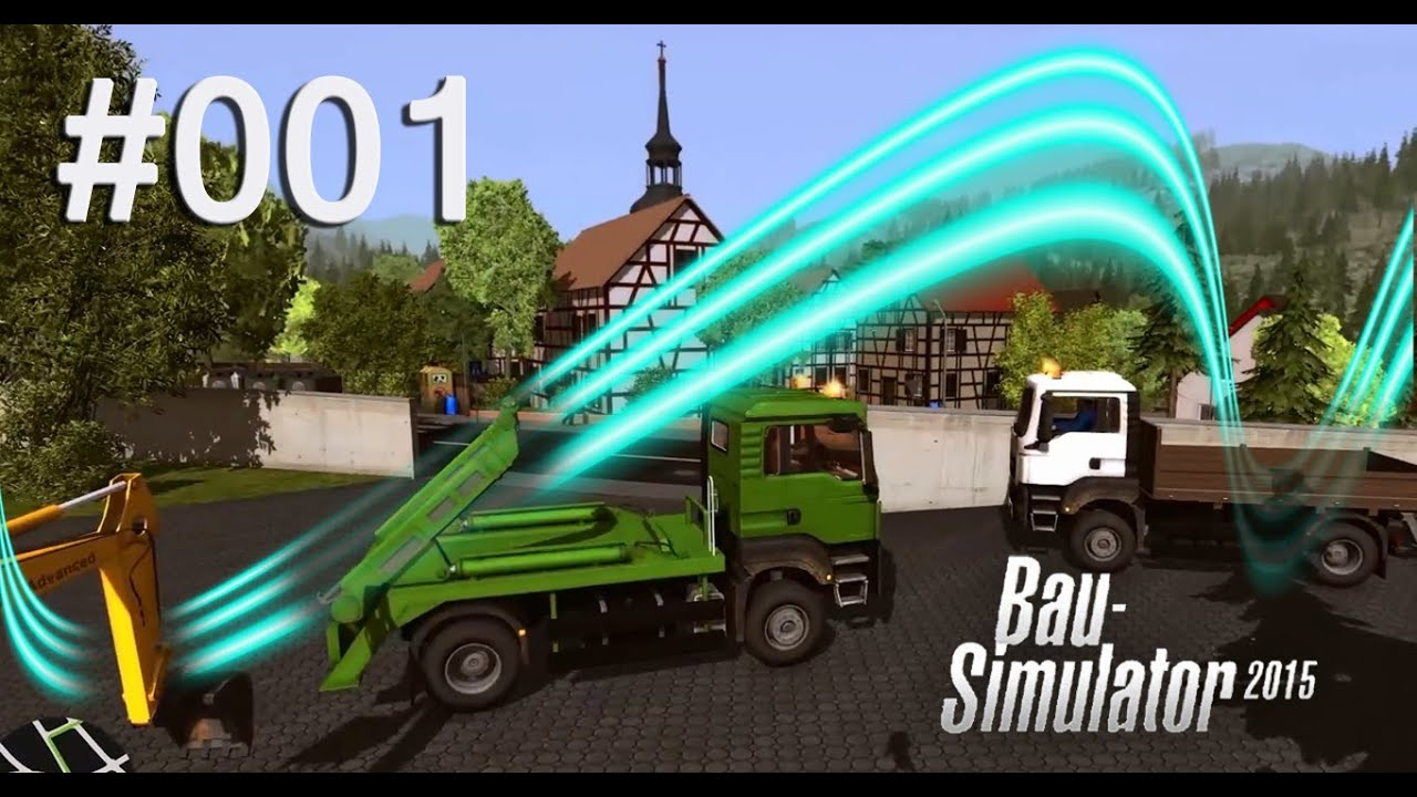 bau simulator 2015 001 coop hd deutsch let 39 s play