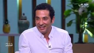 اللقاء الكامل مع النجم عمرو سعد في معكم منى الشاذلي