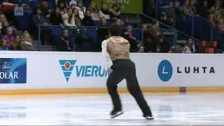 2012 13 Finlandia Trophy Fernandez, Javier LP ESP
