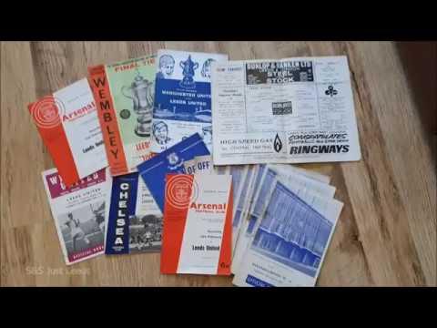 Leeds United Movie Archive - Arsenal V Leeds 1964-65 - Game Highlights