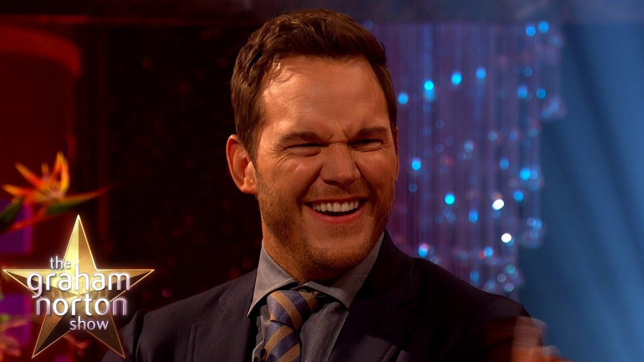 Chris Pratt's DIRTY English Accent! | The Graham Norton Show