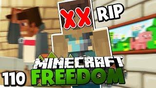 IGITT L. JACKSON WURDE ERMORDET! & MEIN NEUER KELLER! ✪ Minecraft FREEDOM #110 | Paluten thumbnail