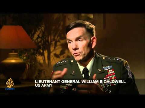 Talk To Al Jazeera - William Caldwell: Leaving Afghanistan