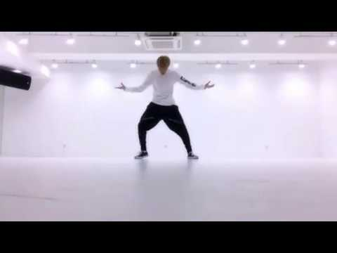 BTS JHOPE 'Intro : Boy Meets Evil' dance practice
