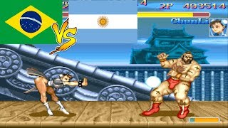 Fightcade Super Street Fighter 2 Turbo ➤ KLEBIM BALROG vs LordKlahaTV ➤ スーパーストリートファイターII X, Capcom