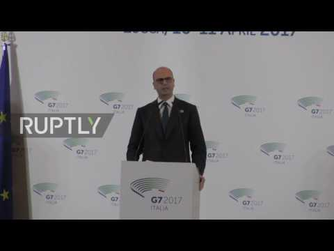 Italy: Russia must not be 'pushed into a corner' over Syria - FM Alfano