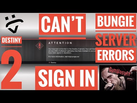 Destiny 2 : Connection Issues : Permissions Error