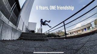 6 Years, ONE friendship - ETRE-FORT athlete Ramon & Léon Meier