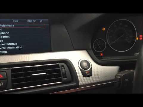 BMW F10 / F11 5-Series Start / Stop Button Memory