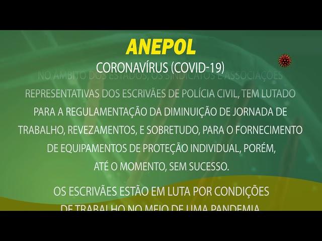 DENUNCIA SOBRE FALTA DE EQUIPAMENTOS DE EPIs