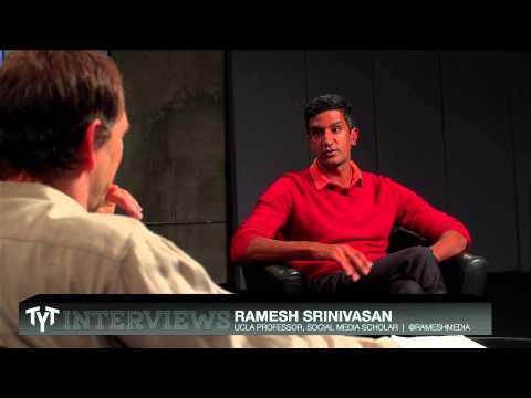 Technology, Social Media & Indigenous People - Prof. Ramesh Srinivasan (@rameshmedia)