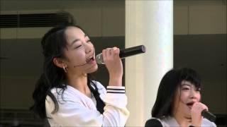 去る2015年3月25日に、ららぽーと新三郷・スカイガーデンステージで行...