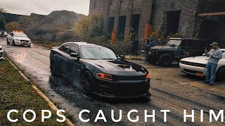 Charger Scat Pack Does Massive Burnout And This Happened