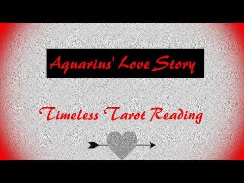 Aquarius **Love Story** Tarot Reading