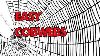 Easy Cob webs