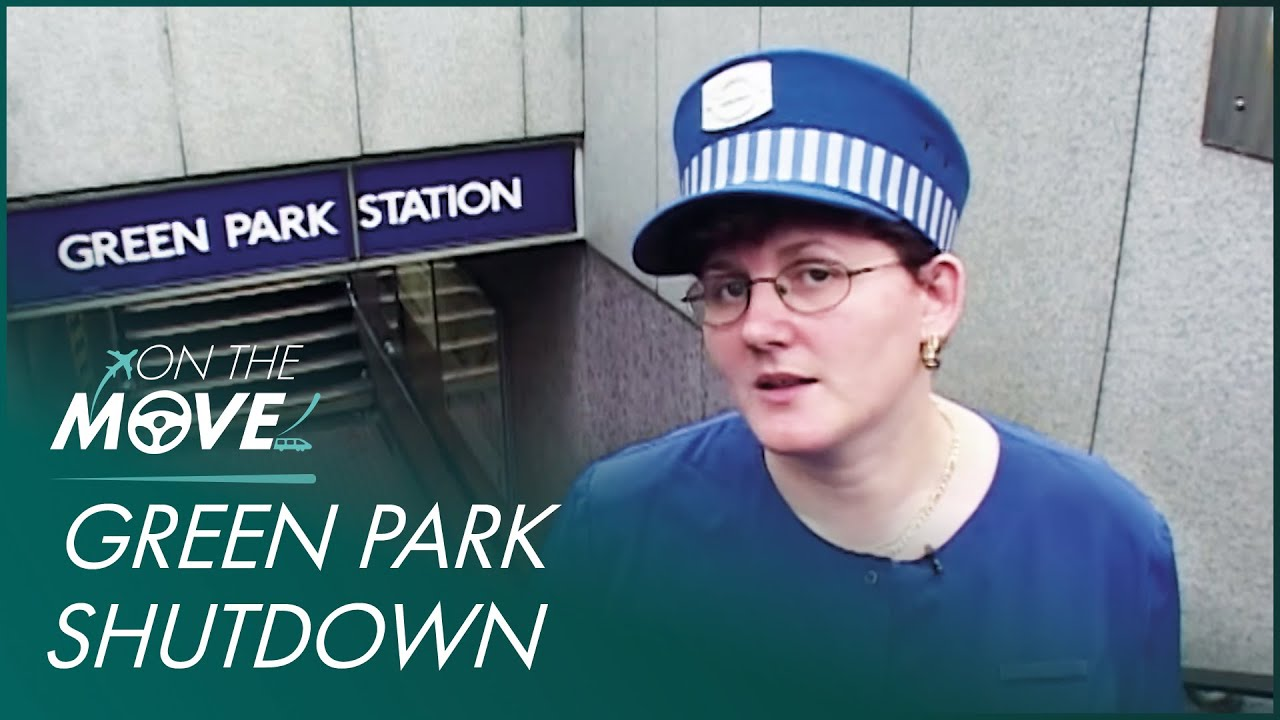Emergency At Green Park Station Causes Shut Down | The Tube | On The Move