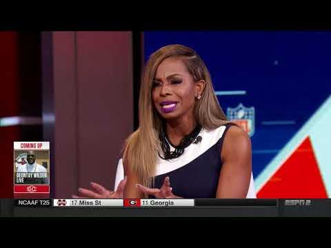 Josina Anderson and Darren Woodson talk Giants offensive struggles