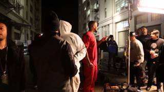 Ali Bomaye The Game Ft Rick Ross & 2 Chainz Official Behind The Scenes