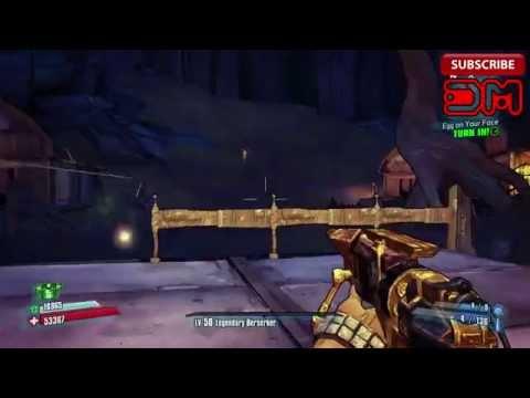 Borderlands 2 : How to Get TumTum Elephant Gun