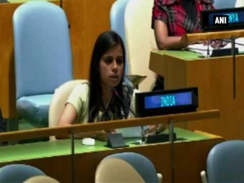 India's First secretary to UN slams Pakistan, calls it 'Ivy League of Terrorism' - ANI News