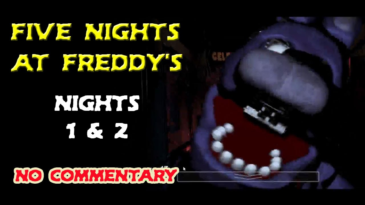 5 nights at freddys 2 game play now