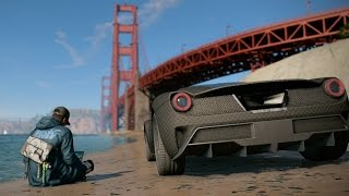 Watch Dogs 2 - San Francisco - Open World Free Roam Gameplay (PC HD) [1080p60FPS]