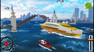 Ship Simulator 2019 - Android Gameplay FHD