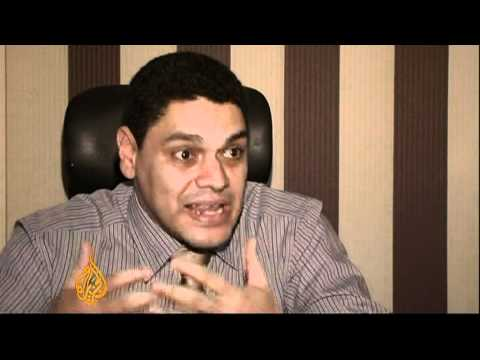 Egypt swears in new interim government