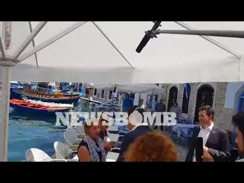 newsbomb.gr: Ο Αλέξης Τσίπρας στο Καστελλόριζο - 3