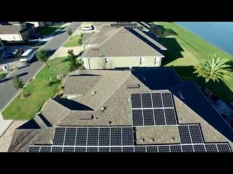 Sunshine Solar Group - 8.74Kw Solar Electric System