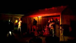 Full Moon Blues performs Rolling Stone's Dance Little Sister