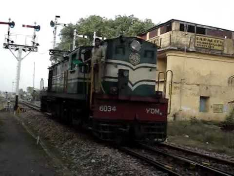 Shunting operations