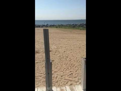 Fort Monroe beach